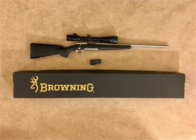 Browning X Bolt Stainless Steel Stalker In E Peoria Tradinpost