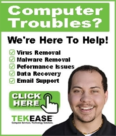 TEKEASE | Computer Trouble Call 309.689.8355